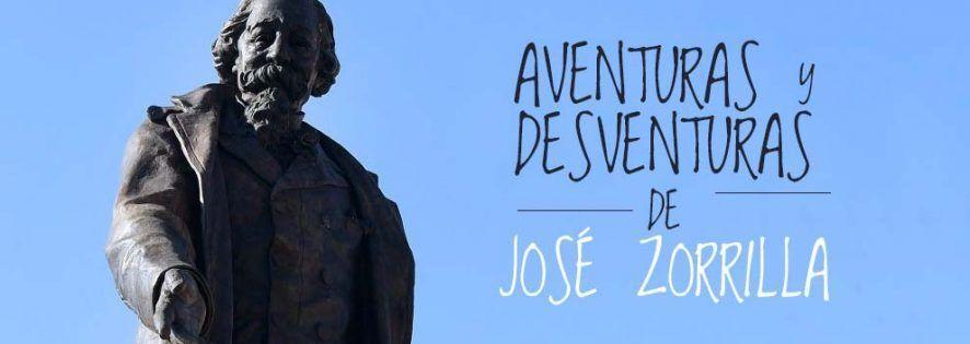 Aventuras y desventuras de José Zorrilla