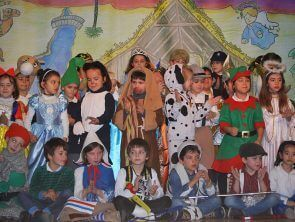 Festival de Navidad / 1º A y B