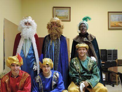 Reyes Magos Secundaria