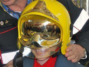Fotos Visita al Parque de bomberos 4º Primaria