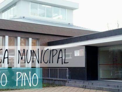 "Biblioteca ""Francisco Pino""."