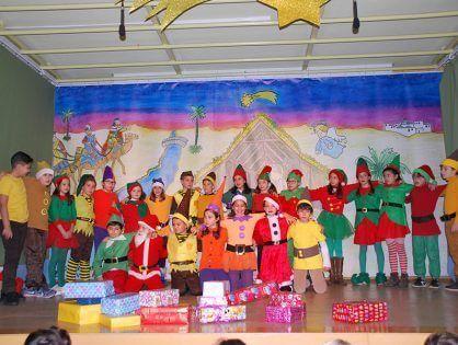 Festival de Navidad / 4º A