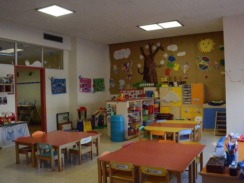 Aula escuela infantil 2 años