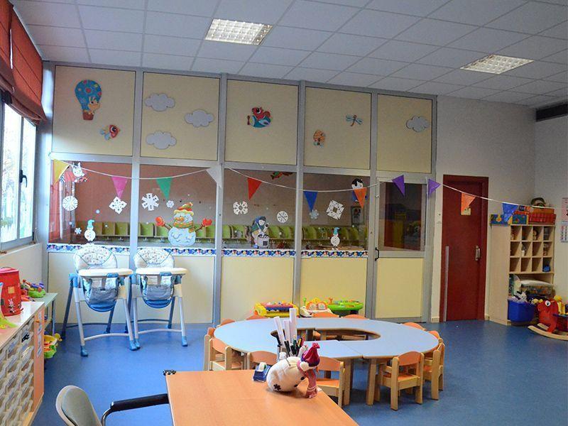 Aula Escuela Infantil 1 año