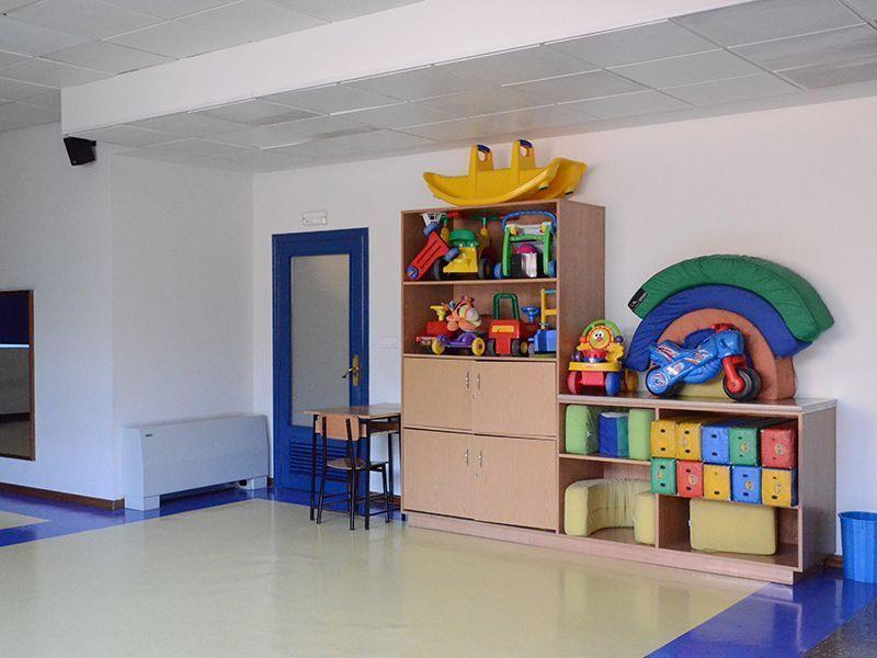 aula guardería psicomotricidad